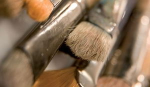 Rembrandt Brushes and Painting Knives